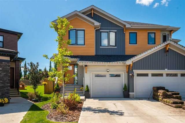 116 Tribute Common, Spruce Grove, AB T7X 0W6 (#E4205817) :: Initia Real Estate