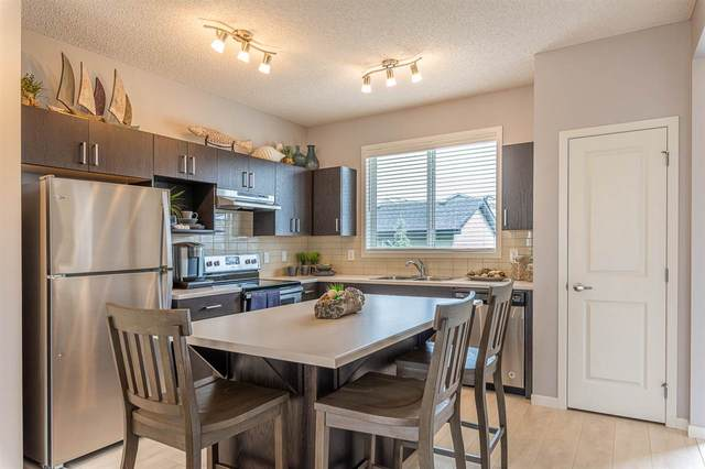 2115 160 Street, Edmonton, AB T6W 4E5 (#E4205837) :: The Foundry Real Estate Company