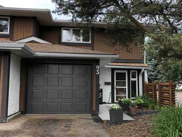 93 Hearthstone Road, Edmonton, AB T6H 5E5 (#E4205844) :: RE/MAX River City