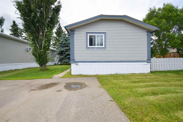 78 4819 51 Avenue, Millet, AB T1Z 1Z0 (#E4205856) :: The Foundry Real Estate Company