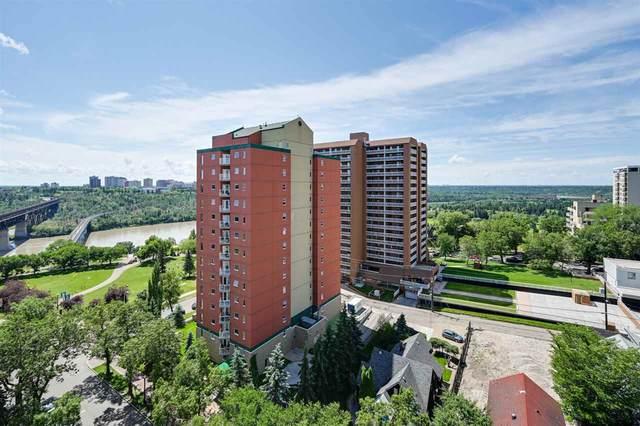 1407 9715 110 Street, Edmonton, AB T5K 1M2 (#E4205984) :: RE/MAX River City
