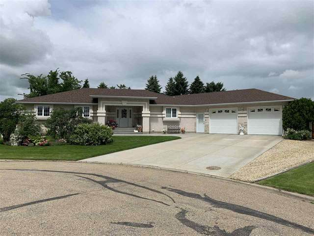 5924 44A Street, Vegreville, AB T9C 1V3 (#E4205996) :: The Foundry Real Estate Company