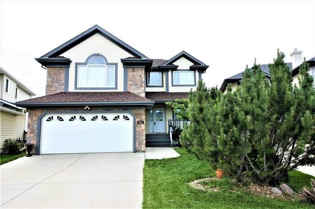 526 Falconer Place, Edmonton, AB T6R 3A1 (#E4206034) :: RE/MAX River City