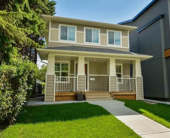 7109 106 Street NW, Edmonton, AB T6E 4V5 (#E4206185) :: RE/MAX River City