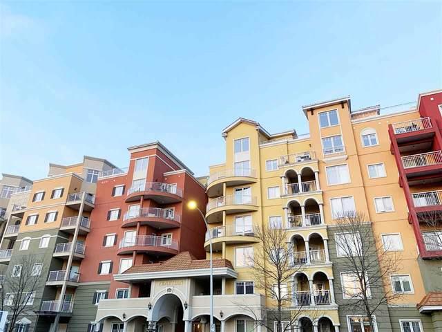 203 10333 112 Street, Edmonton, AB T5K 0B4 (#E4206306) :: RE/MAX River City