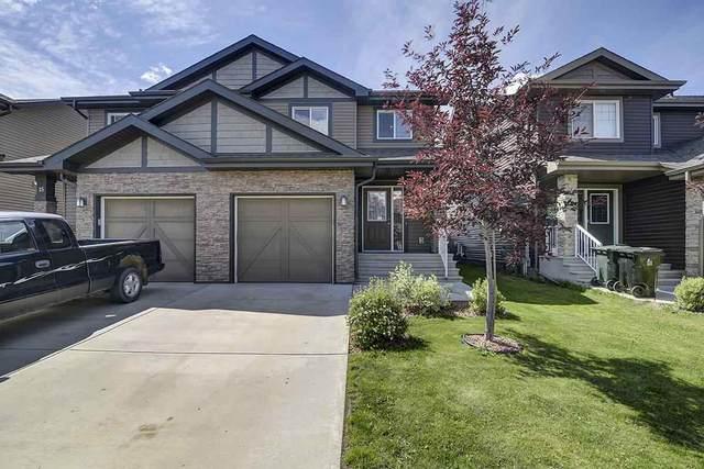 13 Peter Street, Spruce Grove, AB T7X 0R4 (#E4206366) :: Initia Real Estate