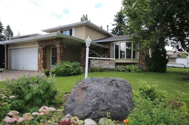 3449 Hill View Crescent, Edmonton, AB T6L 2C9 (#E4206522) :: RE/MAX River City