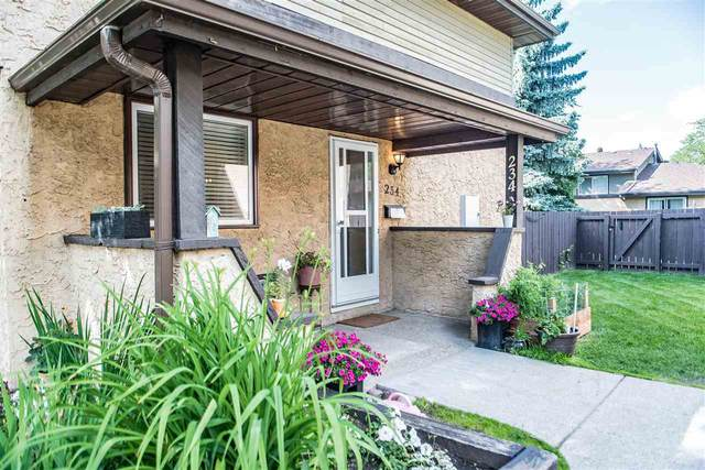 234 Woodbridge Way, Sherwood Park, AB T8A 3Y3 (#E4206564) :: Initia Real Estate