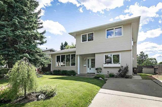 58 Burnham Avenue, St. Albert, AB T8N 0A7 (#E4206586) :: RE/MAX River City