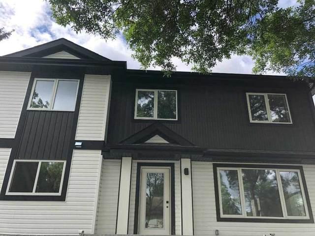 9521 112 Avenue NW, Edmonton, AB T5G 1N7 (#E4206687) :: RE/MAX River City