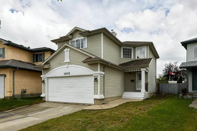 14915 129 Street, Edmonton, AB T6V 1G9 (#E4206703) :: RE/MAX River City