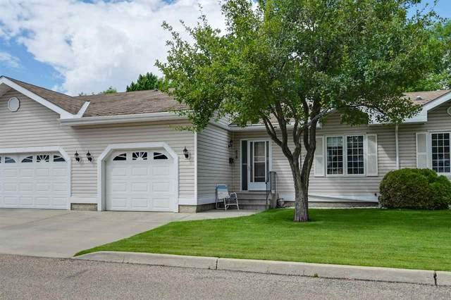 58 9704 165 Street, Edmonton, AB T5P 4W4 (#E4206773) :: RE/MAX River City