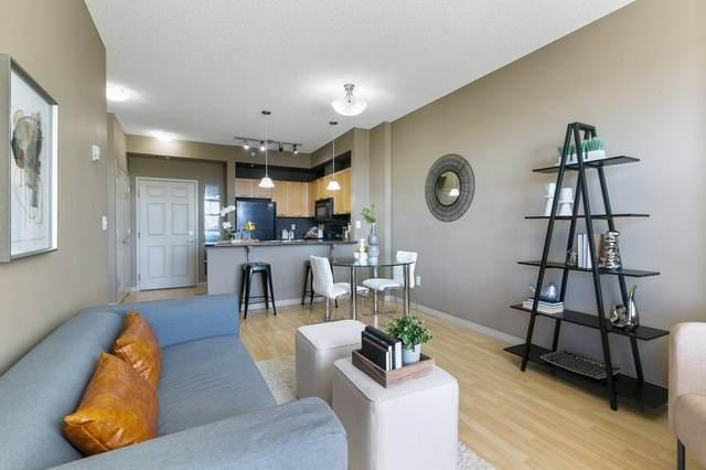 1-406 4245 139 Avenue, Edmonton, AB T5Y 3E8 (#E4206792) :: RE/MAX River City