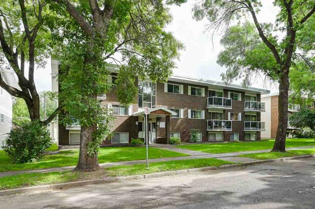 101 10720 84 Avenue, Edmonton, AB T6E 2H9 (#E4206937) :: RE/MAX River City