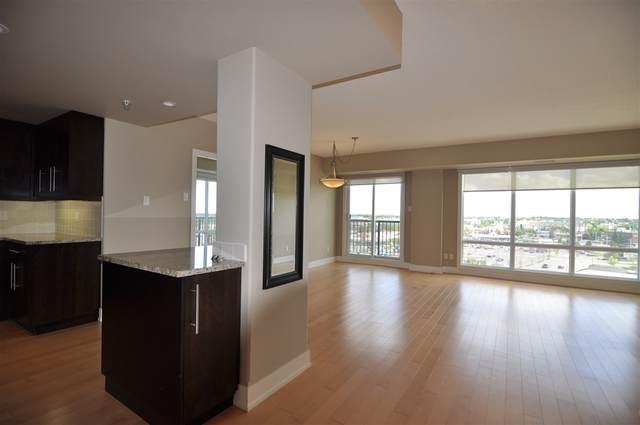 902 6608 28 Avenue, Edmonton, AB T6K 2R1 (#E4206993) :: RE/MAX River City