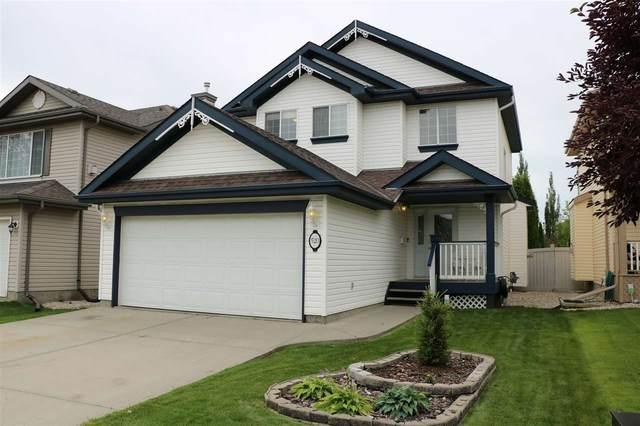520 Glenwright Crescent, Edmonton, AB T5T 6K9 (#E4207084) :: RE/MAX River City