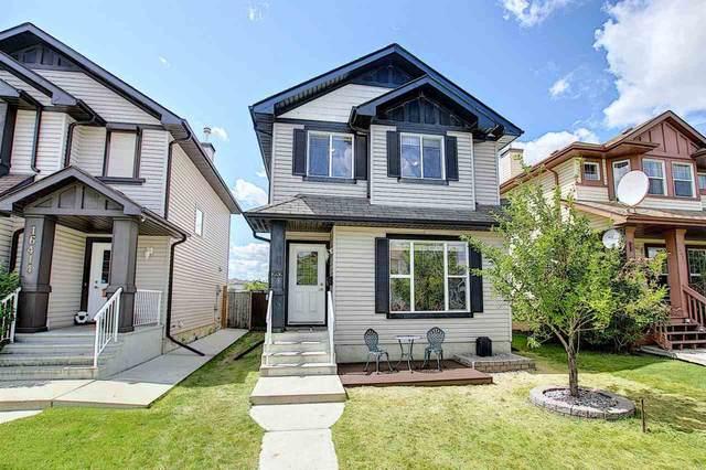 16416 59 Street, Edmonton, AB T5Y 0B3 (#E4207086) :: RE/MAX River City