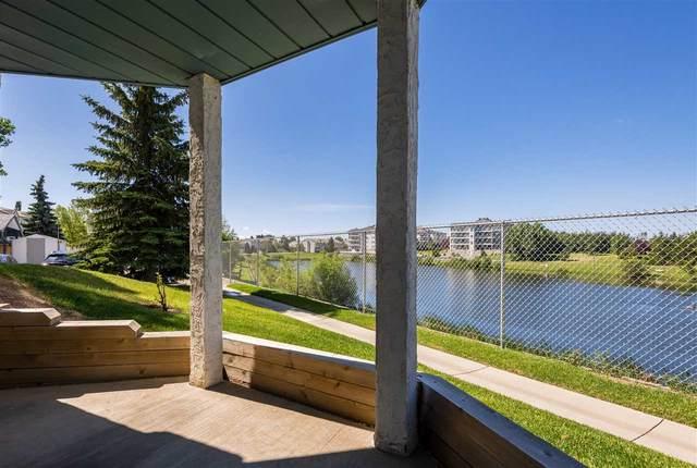 136 9620 174 Street NW, Edmonton, AB T5T 6B9 (#E4207112) :: RE/MAX River City