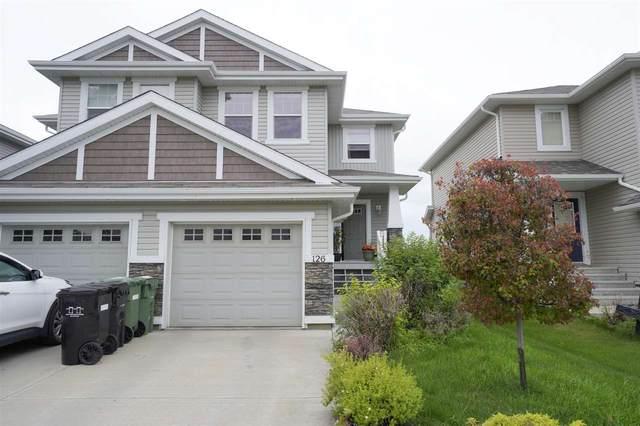 126 Keystone Crescent, Leduc, AB T9E 0M6 (#E4207160) :: The Foundry Real Estate Company