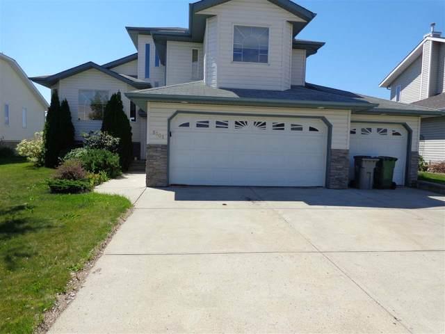 5301 40 Avenue, Beaumont, AB T4X 1N4 (#E4207199) :: Initia Real Estate