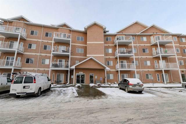 216 4316 139 Avenue, Edmonton, AB T5Y 0L1 (#E4207240) :: RE/MAX River City
