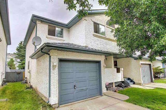 87 501 Youville Drive E, Edmonton, AB T6R 6X8 (#E4207287) :: RE/MAX River City
