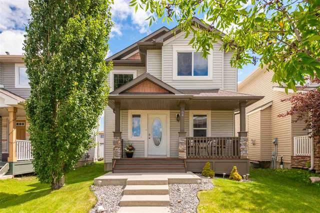 54 Spruce Village Dr West, Spruce Grove, AB T7X 0B9 (#E4207392) :: RE/MAX River City