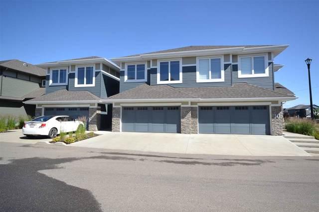 30 8132 217 Street NW, Edmonton, AB T5T 4S1 (#E4207426) :: The Foundry Real Estate Company