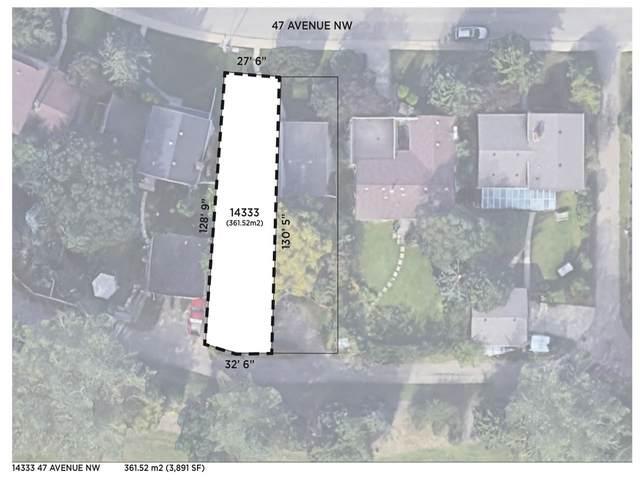 14333 47 Avenue, Edmonton, AB T6H 0B9 (#E4207462) :: Initia Real Estate