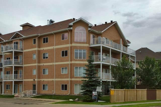 408 4304 139 Avenue, Edmonton, AB T5Y 0H6 (#E4207493) :: RE/MAX River City