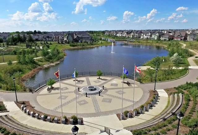 107 560 Griesbach Parade NW, Edmonton, AB T5E 6X1 (#E4207496) :: RE/MAX River City