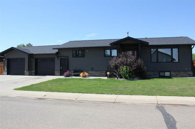 4510 40A Street, St. Paul Town, AB T0A 3A2 (#E4207550) :: RE/MAX River City