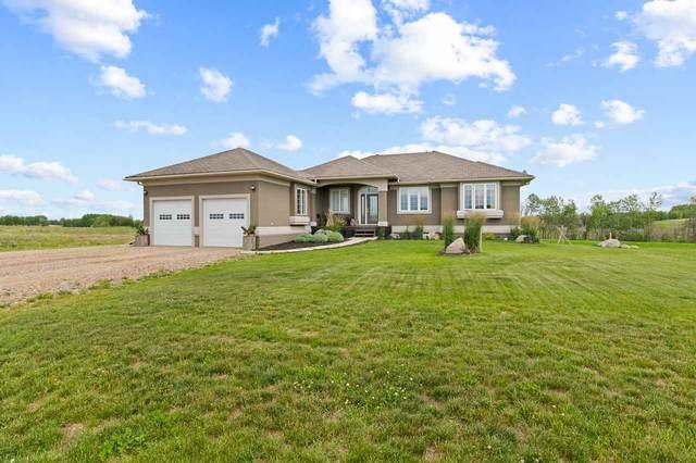 127 62429 Rng Rd 420A, Rural Bonnyville M.D., AB T9M 1P2 (#E4207584) :: The Foundry Real Estate Company