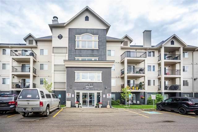 424 592 Hooke Road NW, Edmonton, AB T5A 5H2 (#E4207767) :: RE/MAX River City