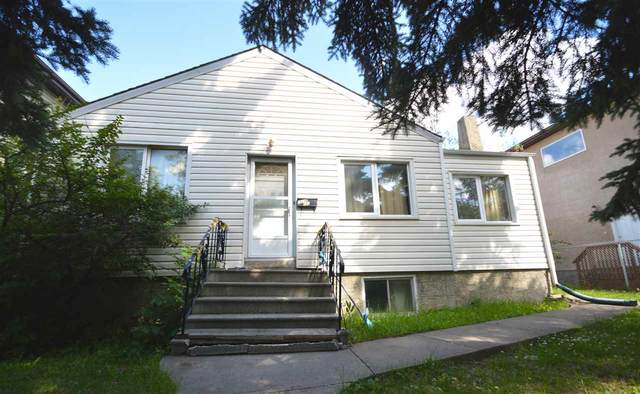 11715 127 Street, Edmonton, AB T5M 0V8 (#E4207833) :: RE/MAX River City
