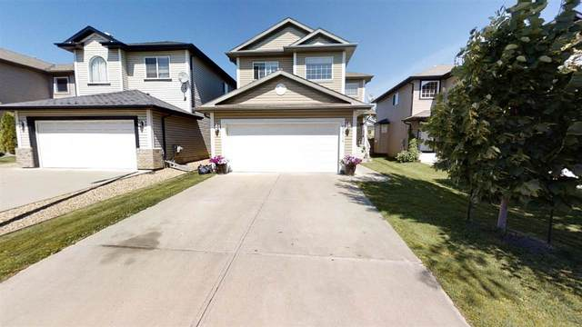 5814 165 Avenue, Edmonton, AB T5Y 0B4 (#E4207920) :: RE/MAX River City