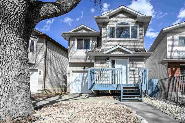 10905 93 Street, Edmonton, AB T5H 1Z1 (#E4207937) :: RE/MAX River City