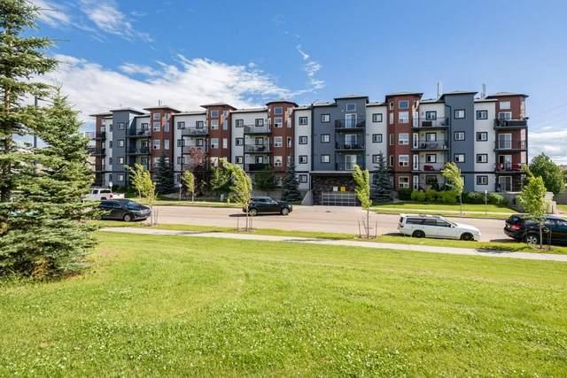 415 400 Silver Berry Road, Edmonton, AB T6T 0H1 (#E4208022) :: RE/MAX River City