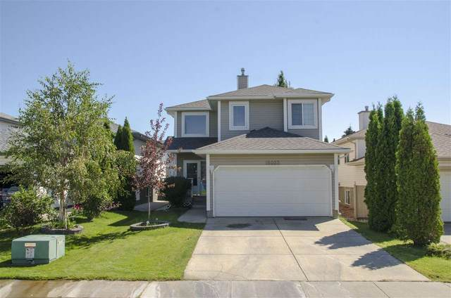 15023 131 Street, Edmonton, AB T6V 1K3 (#E4208050) :: RE/MAX River City