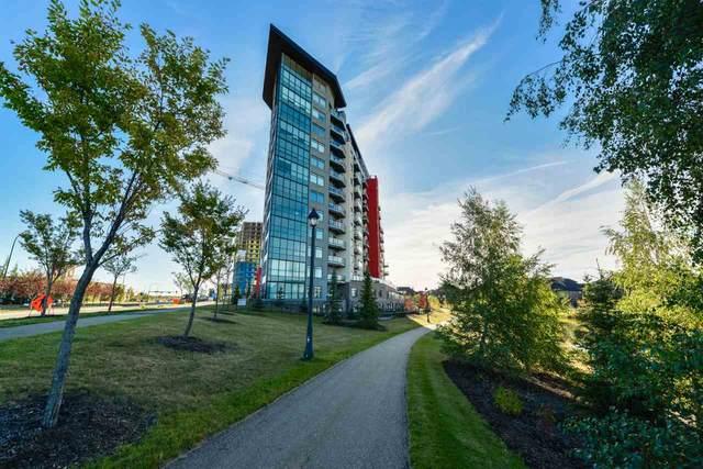 210 5151 Windermere Boulevard, Edmonton, AB T6W 2K4 (#E4208175) :: RE/MAX River City
