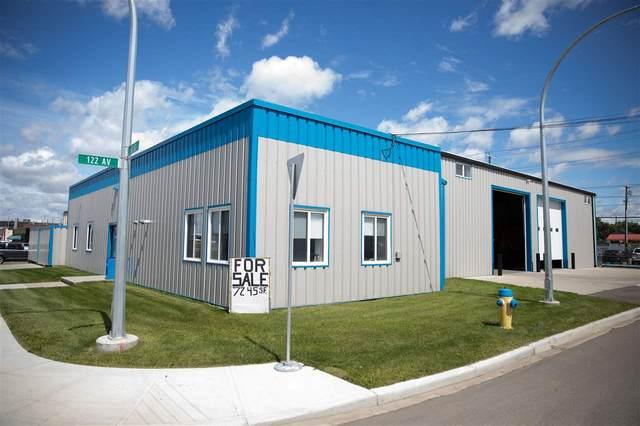 12203 67 ST NW NW, Edmonton, AB T5N 1M8 (#E4208176) :: Initia Real Estate
