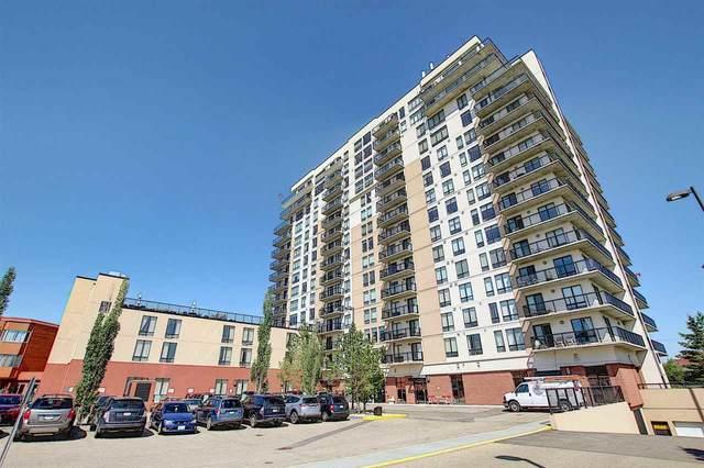 401 6608 28 Avenue, Edmonton, AB T6K 2R8 (#E4208211) :: RE/MAX River City