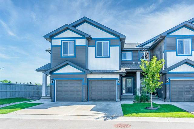 13 8209 217 Street, Edmonton, AB T5T 6Z4 (#E4208236) :: The Foundry Real Estate Company
