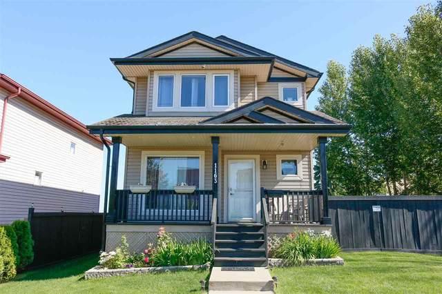 1163 Hyndman Road, Edmonton, AB T5A 5J1 (#E4208244) :: RE/MAX River City