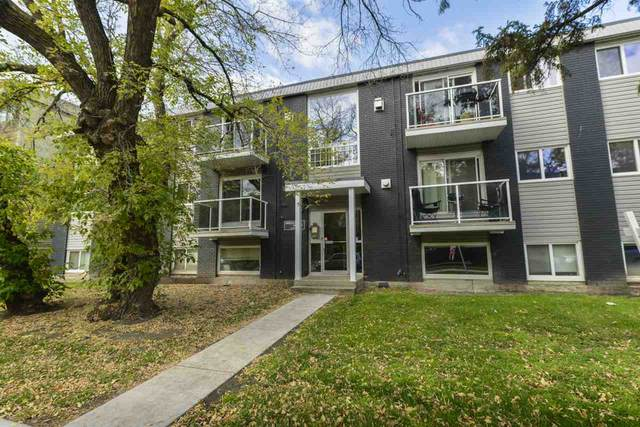 17 10620 122 Street, Edmonton, AB T5N 1M8 (#E4208283) :: RE/MAX River City