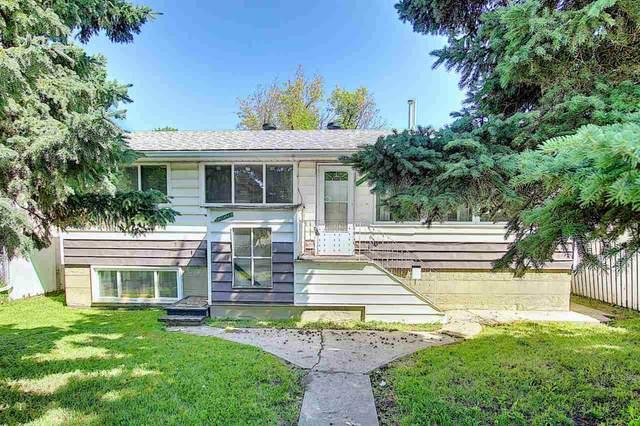 12823 125 Street, Edmonton, AB T5L 0V1 (#E4208366) :: RE/MAX River City