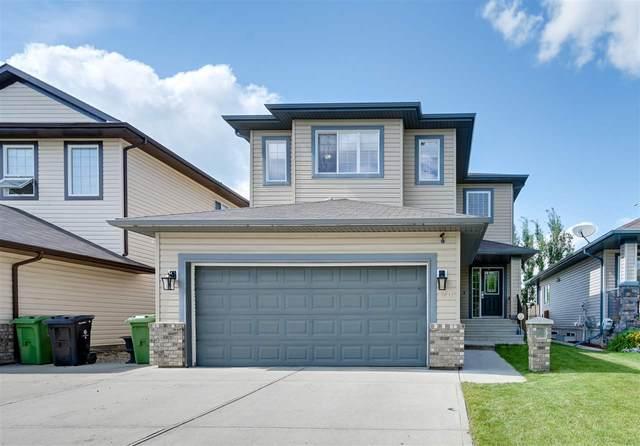 20 Hillside Terrace, Fort Saskatchewan, AB T8L 0E4 (#E4208382) :: Müve Team | RE/MAX Elite