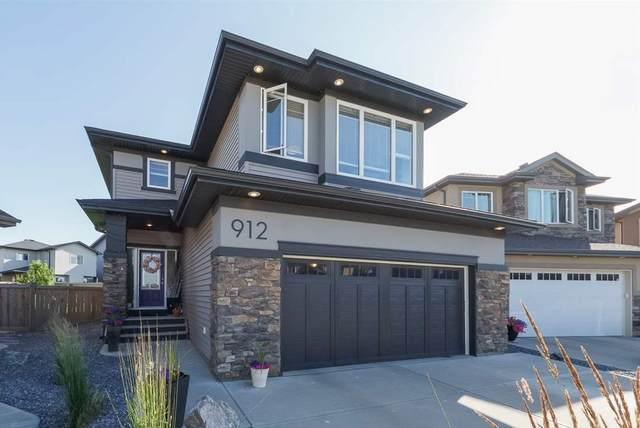 912 Crystallina Nera Way NW, Edmonton, AB T5Z 0L1 (#E4208415) :: RE/MAX River City