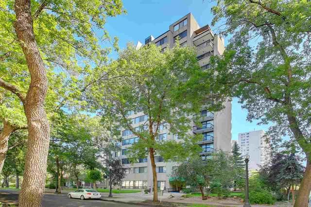 1404 9921 104 Street, Edmonton, AB T5K 2K3 (#E4208442) :: The Foundry Real Estate Company
