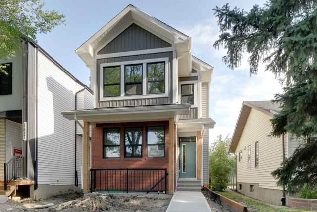 12914A 112 Avenue, Edmonton, AB T5M 2T6 (#E4208463) :: RE/MAX River City